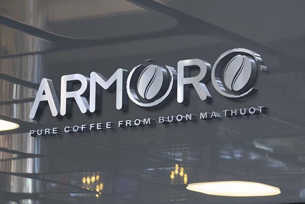 armoro logo