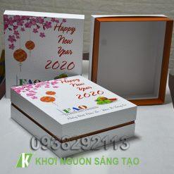 hộp giấy cứng 2020