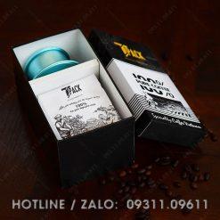 hộp giấy đựng cafe tai tphcm