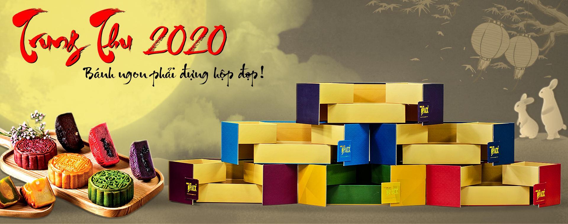 Hop banh trung thu dep 2020